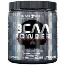BCAA Powder - 300g - Black Skull - Sem Sabor - Black Skull