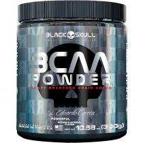 Bcaa Powder Black Skull 300g Sem sabor - Black Skull