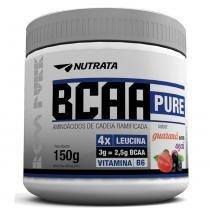 Bcaa Pure - Nutrata - Guaraná com Açaí - 150g -