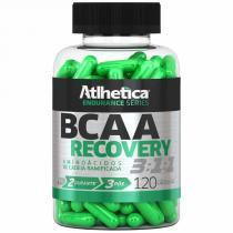 Bcaa Recovery 3:1:1 - Endurance Series - 120 Cápsulas - Atlhetica - Atlhetica
