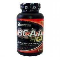 BCAA Science 2000 Performance Nutrition - 100 tabletes -