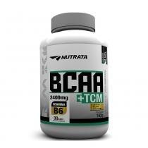 Bcaa Tcm 90 cápsulas Nutrata - Nutrata