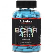Bcaa Time Release 4:1:1 - Evolution Series - 200 Tabletes - Atlhetica - Atlhetica