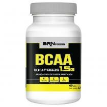 Bcaa ultra foods 4:1:1 1.5g 60tabs brnfoods - aminoacidos - Brn foods