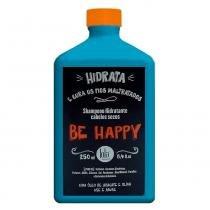 Be Happy Lola Cosmetics - Shampoo Hidratante - 250ml - Lola Cosmetics