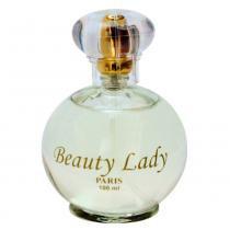 Beauty Lady Cuba Paris - Perfume Feminino - Deo Parfum - 100ml - Cuba Paris