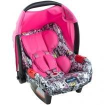 Bebê Conforto Burigotto até 4 Posições Touring  - Evolution SE para Crianças até 13kg