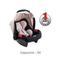 Bebê conforto Burigotto Touring Evolution capuccino Para crianças até 13kg -