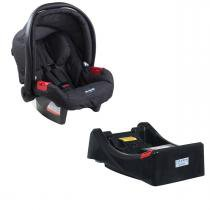 Bebê Conforto Burigotto Touring Evolution com Base - Denim - Burigotto