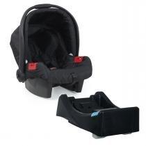 Bebê Conforto Burigotto Touring Evolution com Base - Preto -