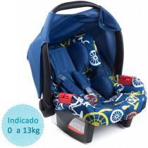Bebê Conforto Burigotto Touring Evolution SE - Bike Azul - Burigotto