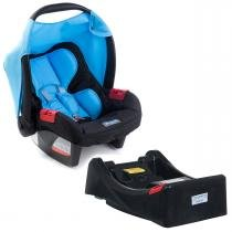 Bebê Conforto Burigotto Touring Evolution SE com Base - Iris - Burigotto