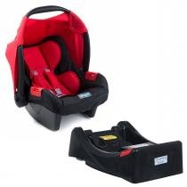 Bebê Conforto Burigotto Touring Evolution SE com Base - Red - Burigotto