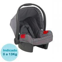 Bebê Conforto Burigotto Touring Evolution SE - New Silver Rosa - Burigotto