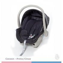 Bebe conforto cocoon galzerano preto 8181pt - Galzerano