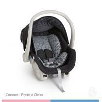 Bebe conforto galzerano/d cocoon 8181 preto/cinza -