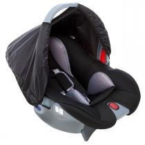 Bebê Conforto Grupo 0+ Voyage - Preto Rock -
