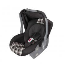 Bebê Conforto Nino 04700.19 Preto Xadrez - Tutti Baby - Tutti Baby