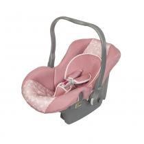 Bebê Conforto Nino 04700.36 Rosa Coroa - Tutti Baby - Tutti Baby
