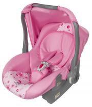 Bebê Conforto Nino Rosa Laço New - Tutti Baby -