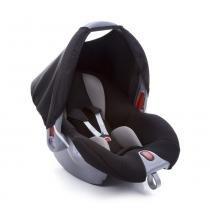 Bebê conforto P/ Carro Cinza/Preto Até 13kg Voyage - Voyage
