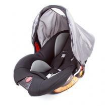 Bebê Conforto P/ Carro Cinza/ Preto Até 13kg  - Voyage - Voyage