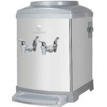 Bebedouro de mesa inox refrigerado por compressor - karina k11 - 220v - linha extreme - Karina bebedouros