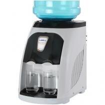 Bebedouro de Mesa Refrigerado por Compressor - Libell Stilo Hermético