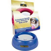 Bebedouro Inteligente para Cachorros com Pêlos Longos - Pet flex