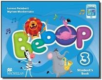 Bebop: students book with parents guide - level 3 - Macmillan
