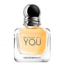 Because its You She Giorgio Armani Perfume Feminino - Eau de Parfum -