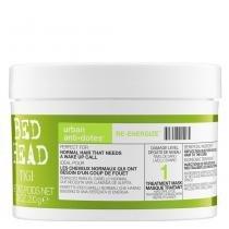 Bed Head Urban Antidotes Mask Tratament 1 Re-energize Tigi - Máscara Reconstrutora - 200g - TIGI