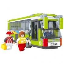 Bee Blocks Busão da Cidade 274 Peças  - Bee Me Toys