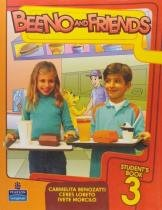 Beeno and friends 3 - students book - Longman do brasil
