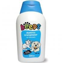 Beeps Shampoo Branqueador 500mL - Pet Society