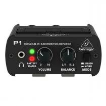 Behringer Powerplay P1 - Amplificador Fone de Ouvido - Behringer