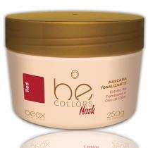 Beox Be Collors Red Máscara Tonalizante - 250g - Beox Professional