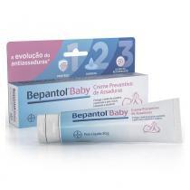 Bepantol Baby Bayer - Creme Preventivo de Assaduras -