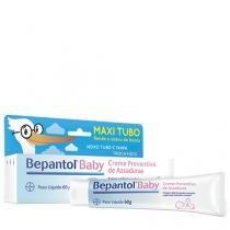 Bepantol Baby Maxi Turbo Bayer - Creme Preventivo de Assaduras - 60g - Bepantol