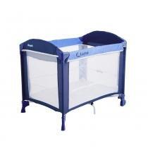 Berço para Bebê Luna IXBE5108AZC8 Azul - Burigotto - Burigotto