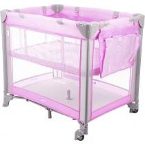 Berço Portátil Mini Play Pop Pink - Safety -
