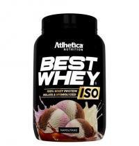 Best Whey Iso 900g - Atlhetica - Atlhetica nutrition