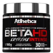 Beta HD Extreme Intense (180g) - Guaraná + Açai + Melancia - Atlhetica nutrition