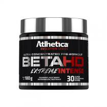 Beta hd ultra concentrated 180g - guaraná açaí - Atlhetica