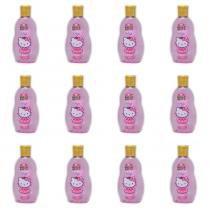 Betulla Hello Kitty Colônia Splash Pop 215ml (Kit C/12) -