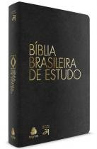 Biblia brasileira de estudo - preta - Hagnos