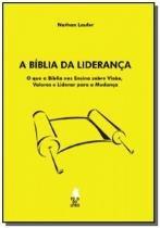Biblia da lideranca, a - Via lettera
