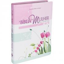 Biblia Da Mulher, A - Floral - Sbb - 953083