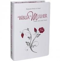 Biblia Da Mulher, A - Grande - Branca - Sbb - 953083