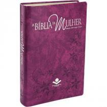 Biblia Da Mulher, A - Luxo - Violeta - Sbb - 953083